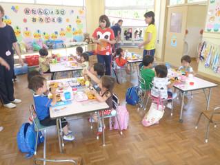 二歳児ひよこ組(親子分離クラス)