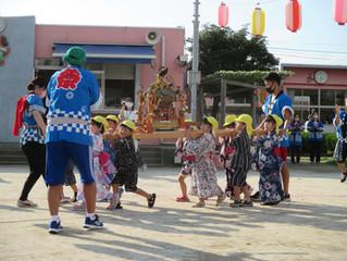 お神輿・盆踊り