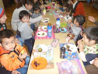 ピカキラお芋パーティー(お誕生会)
