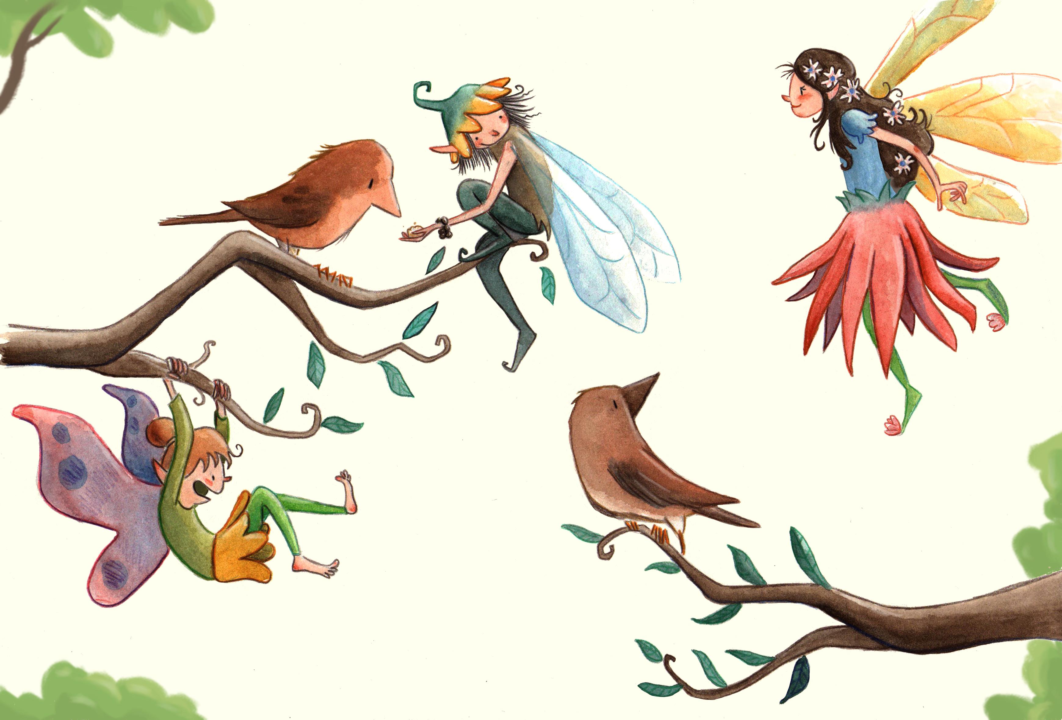 faeries sample 2