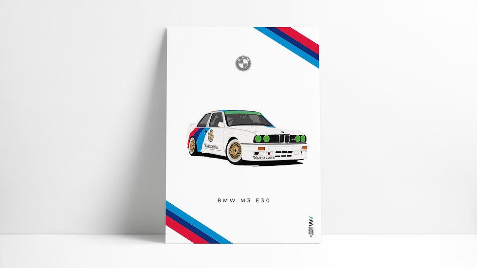 Bmw M3 E30 ART
