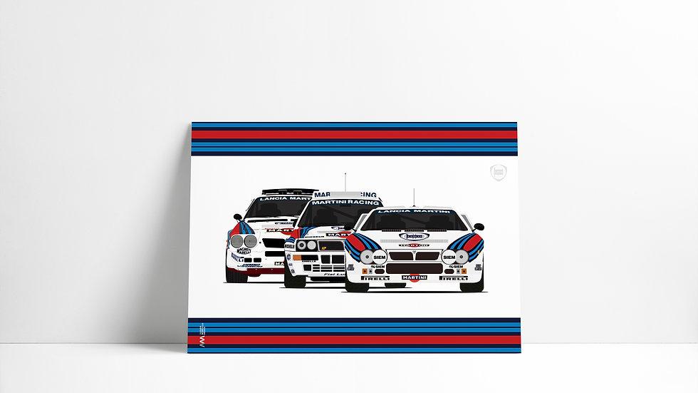 Lancia Martini Collection