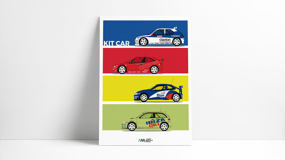 Kit Car Art 4