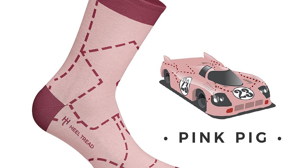 Calcetines Pink Pig