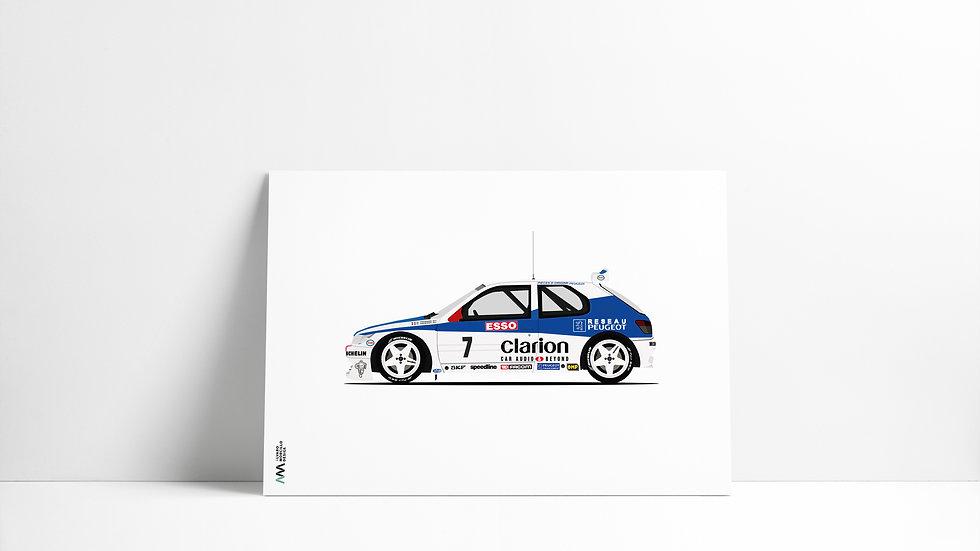 Peugeot 306 Kit Car