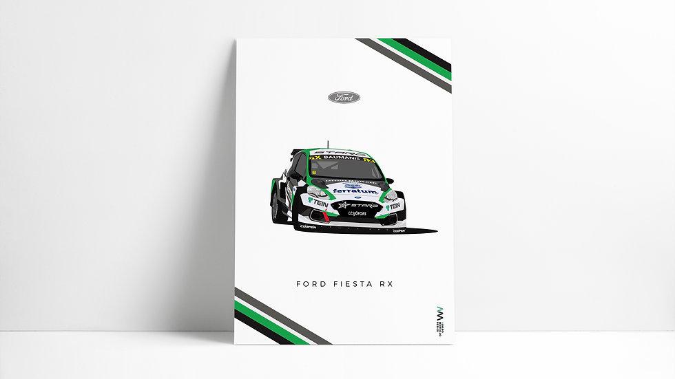 Ford Fiesta RX