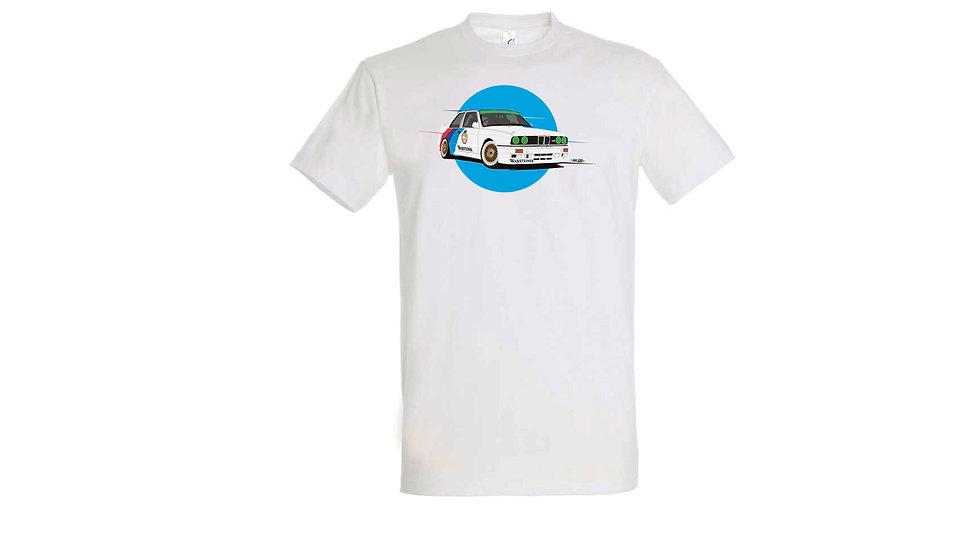 Camiseta Bmw M3 E30