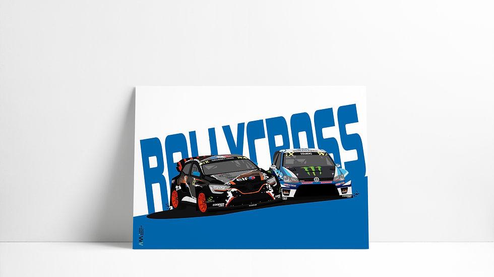 Rallycross Polo & Megane