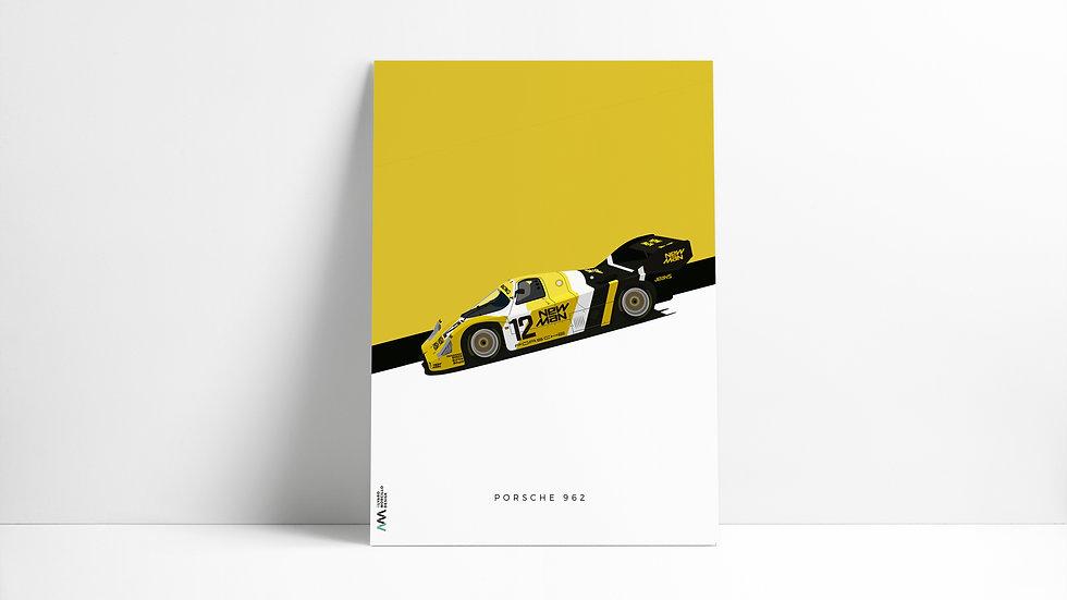 Porsche 962 Le Mans
