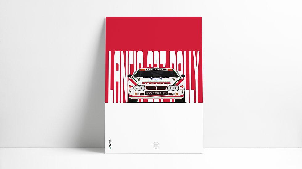 Lancia 037 ART