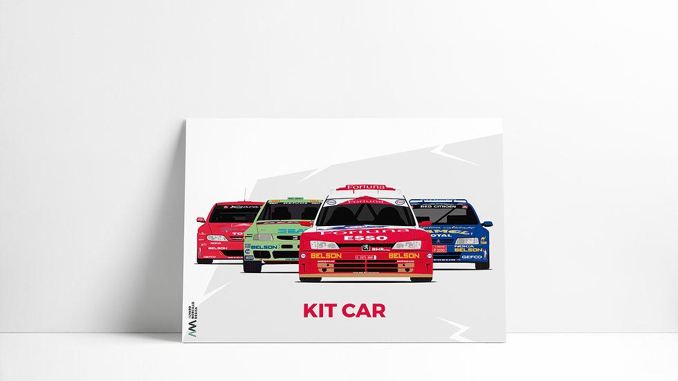 Kit Car Art Front