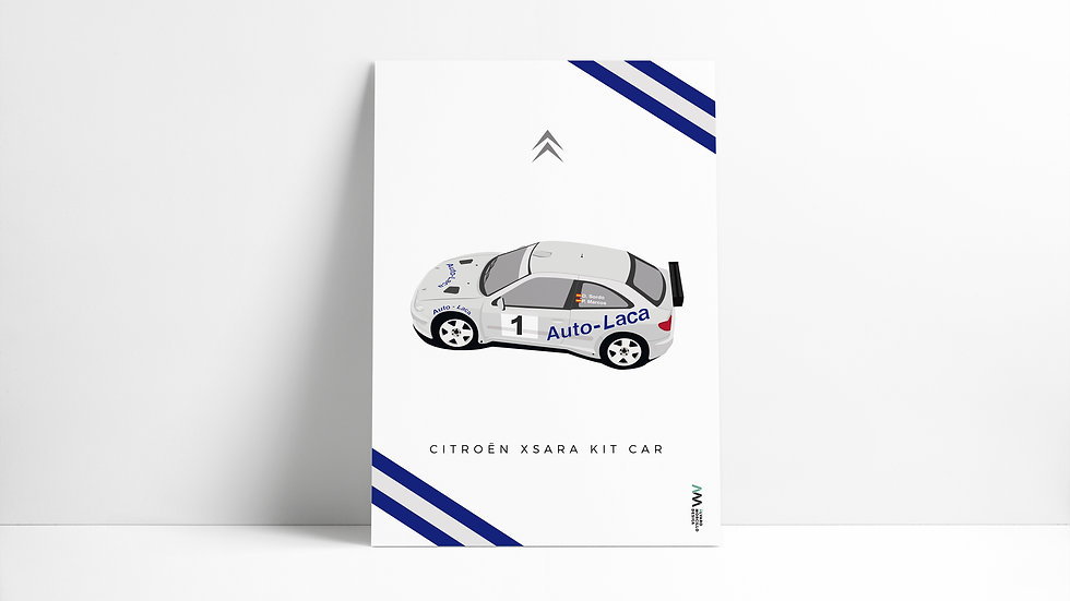 Citroen Xsara Kit Car ART