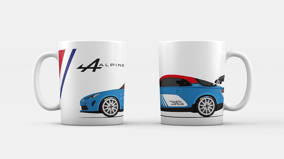 Taza Renault Alpine