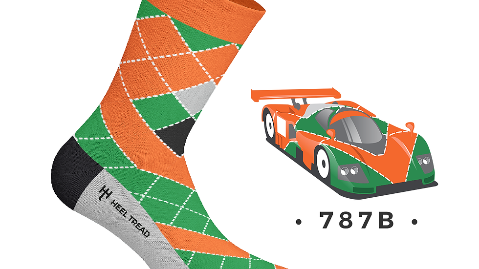 Calcetines 787B