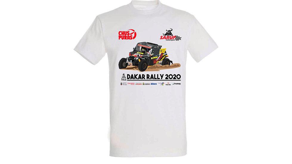 Camiseta Sarup/Puras 2020