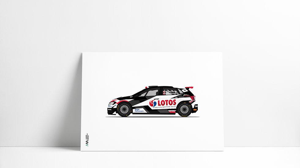 Volkswagen Polo GTI LOTOS R5