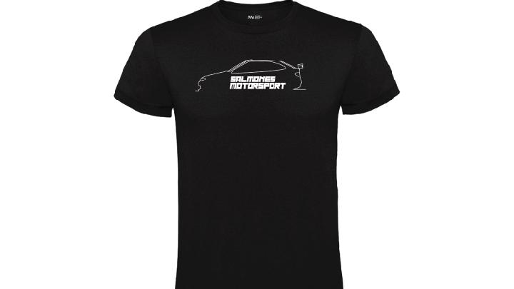 Camiseta Salmones Motorsport