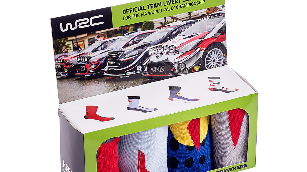 Calcetines WRC