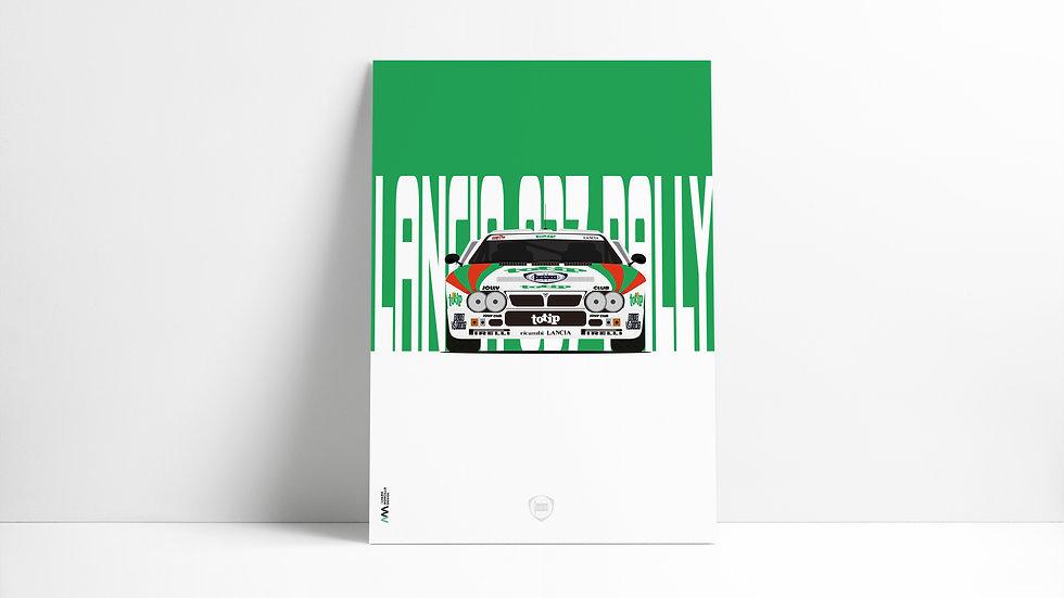Lancia 037 TOTIP ART