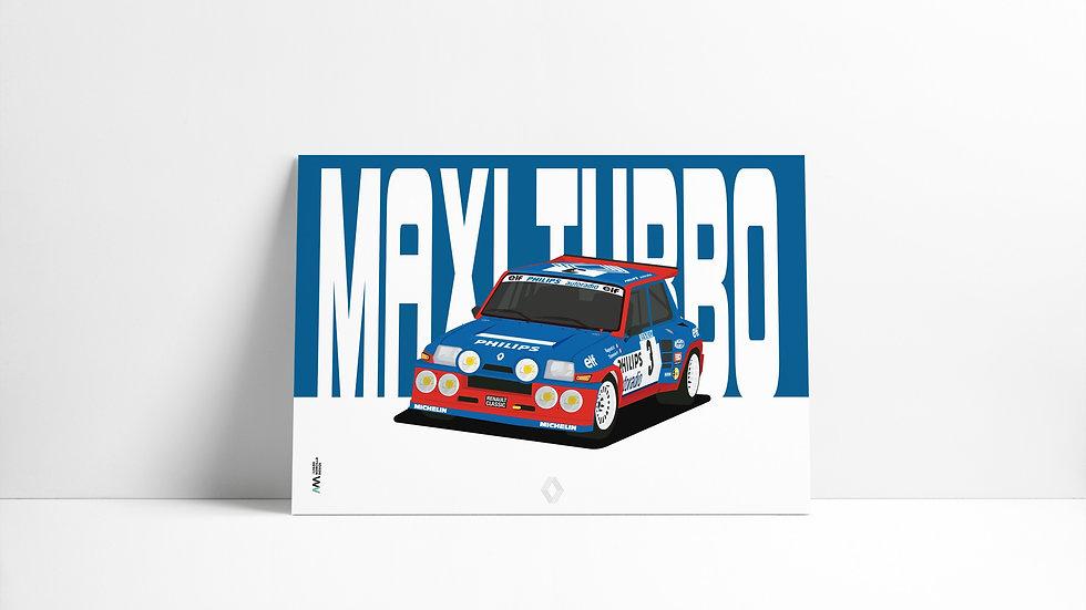 Renault Maxi Turbo