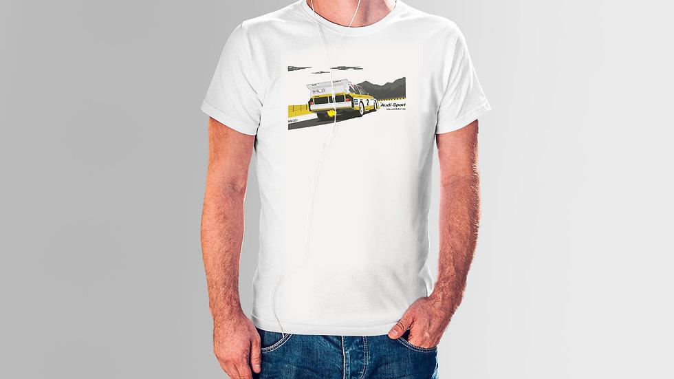 Camiseta Audi
