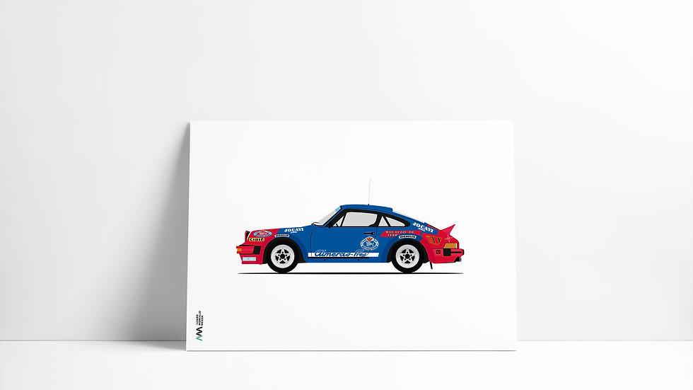 Porsche 911 SC LEGEND