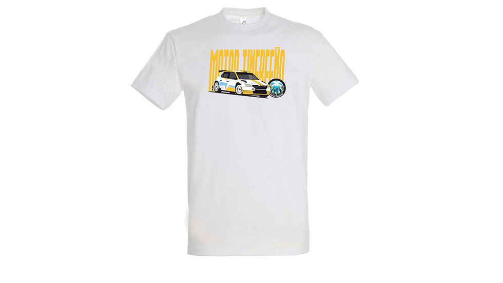 Camiseta Motor Tinerfeño