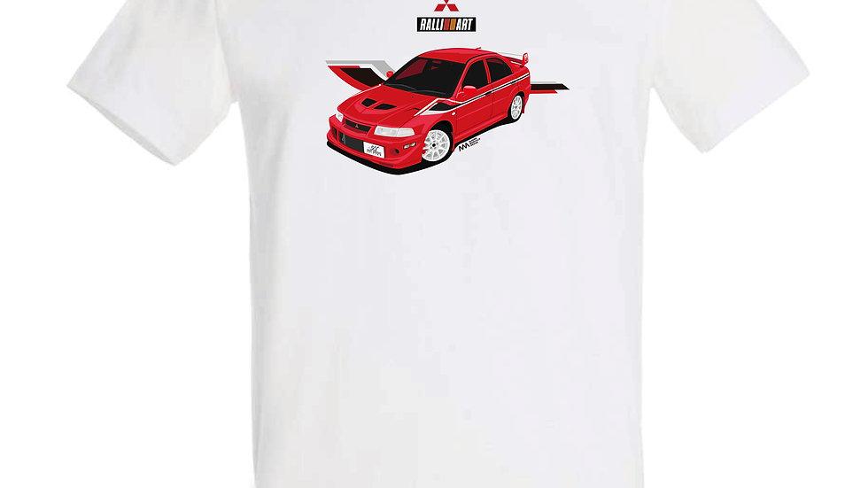 Camiseta Mitsubishi Lancer Evo VI