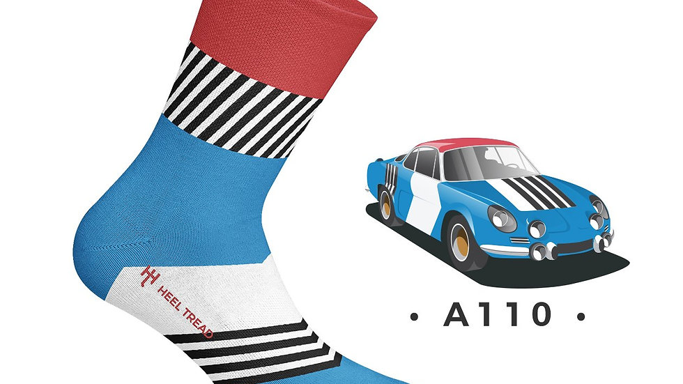 Calcetines A110 Alpine