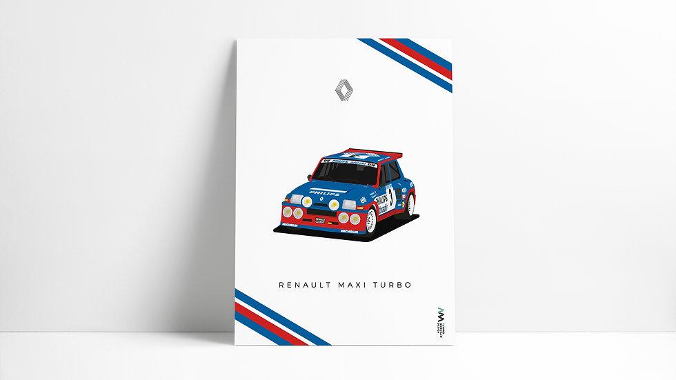 Renault Maxi Turbo ART
