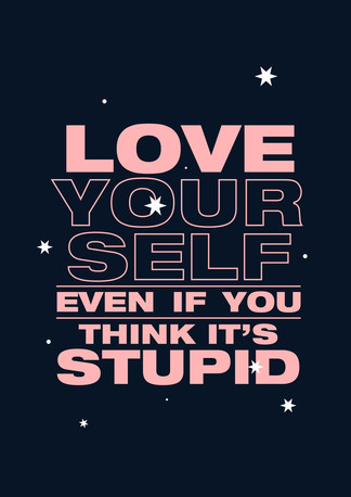 Even if you think it's stupid