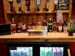 Mobile Bar in Manchester for Barristers