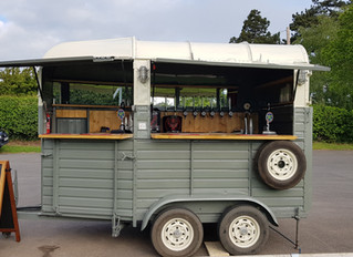 Launch of Horse Box Bar