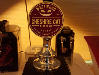 New Draught Ales Available for 2016