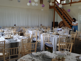 Cheshire Barn Wedding near Chester