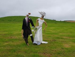 Amazing Sunday Marquee wedding in Staffordshire