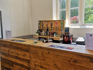 North Wales Village Hall Bar