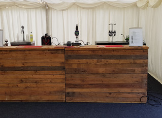 Wirral Marquee Wedding