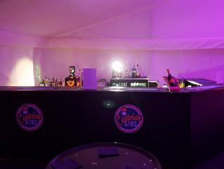Marquee Birthday Bar