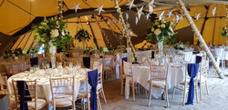 Lovely Tipi Interior