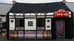 Inflatable Pub - The Stagger Inn