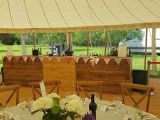 Lancashire Marquee Wedding for 200 Guests