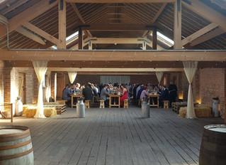 Amazing Cheshire Barn Venue