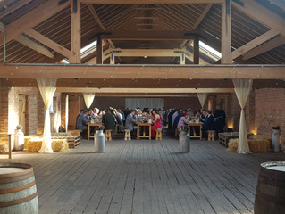Amazing Cheshire Barn Venue