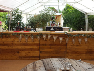 Perfect wedding in Marquees & Gazebos