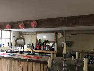 Rustic Bar Wedding Lancashire