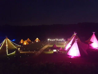 Tipi Open Weekend