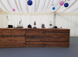 Marquee & Cow Shed Wedding, Cheshire