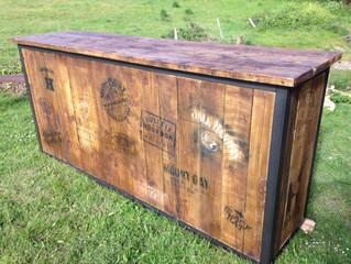 New Wooden Rustic Bars
