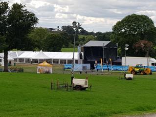 Large Corporate Festival Bar